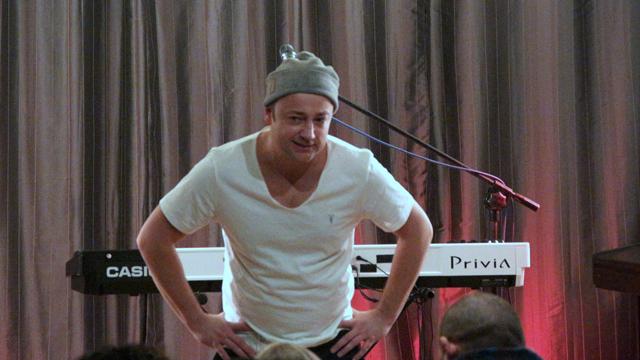 Czesław Mozil – recital w O.O.K. (foto+film)