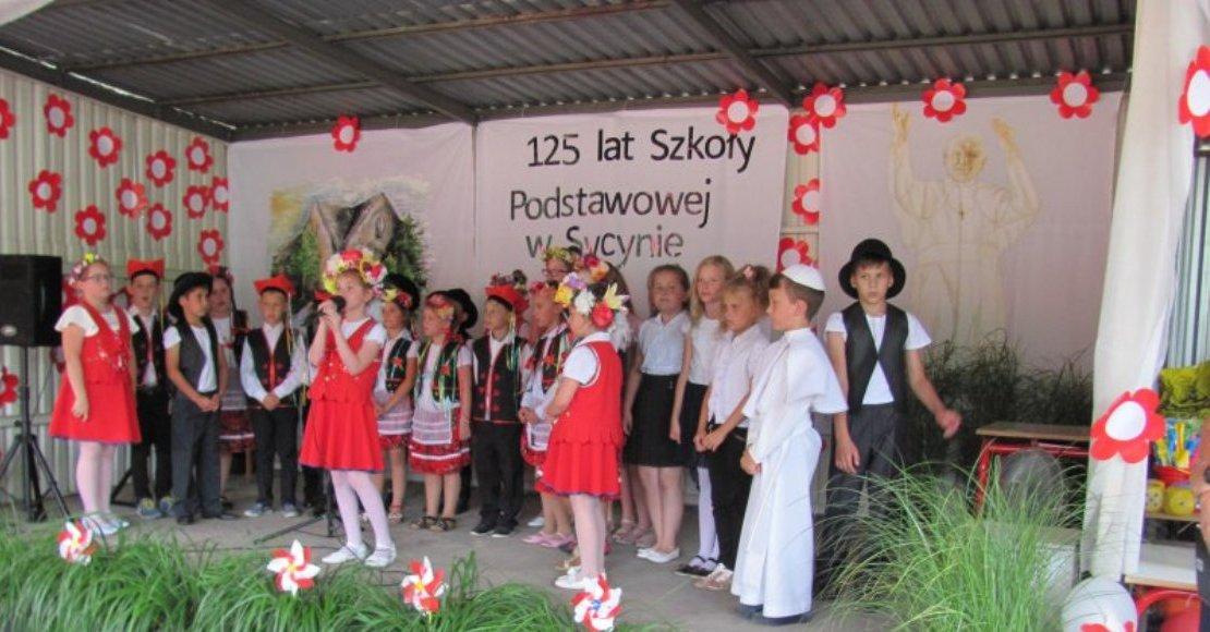 Szkoła w Sycynie ma już 125 lat