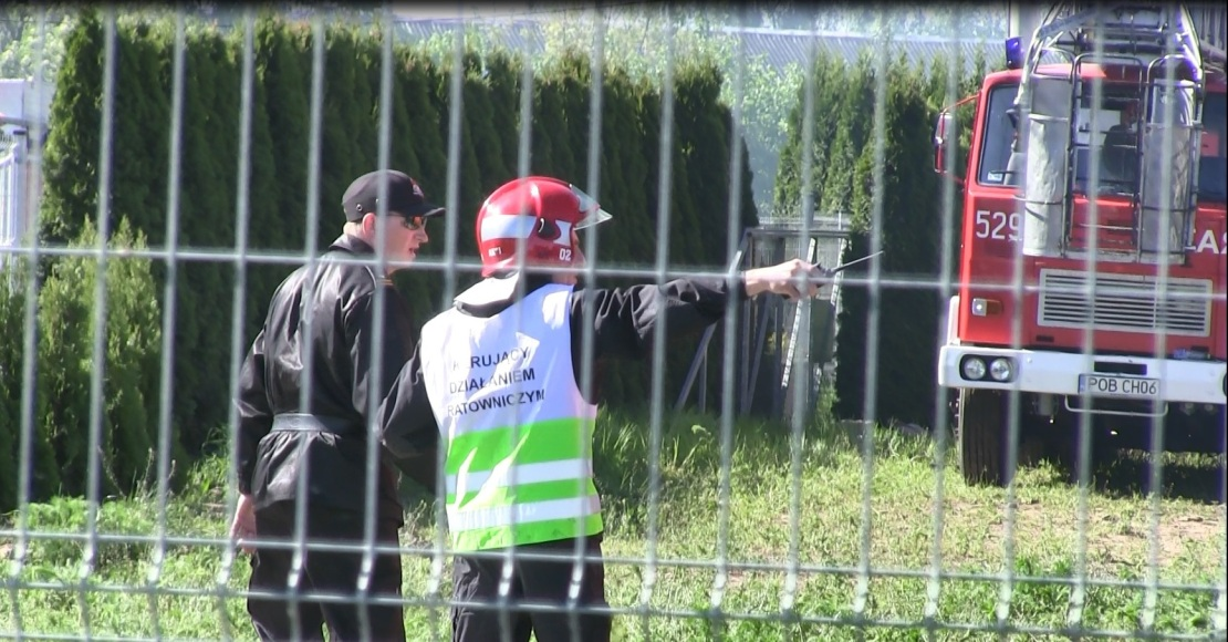 Pożar w Wychowańcu: Żadne ze zwierząt nie ocalało (aktualizacja)