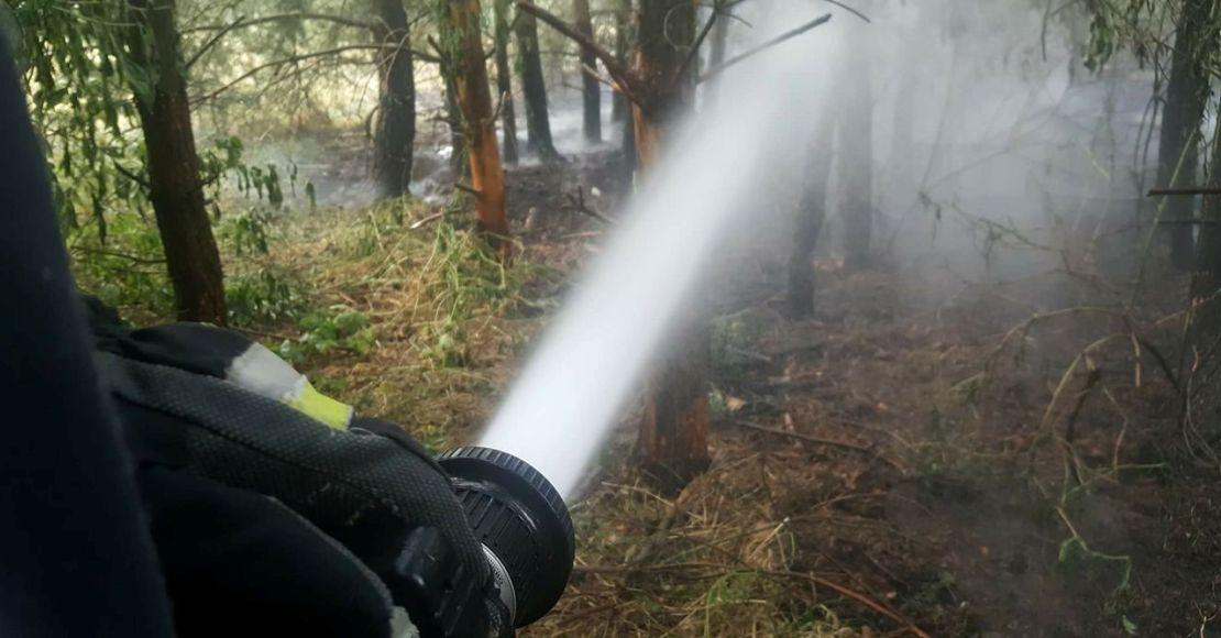 Pracowity czwartek rogozińskich strażaków
