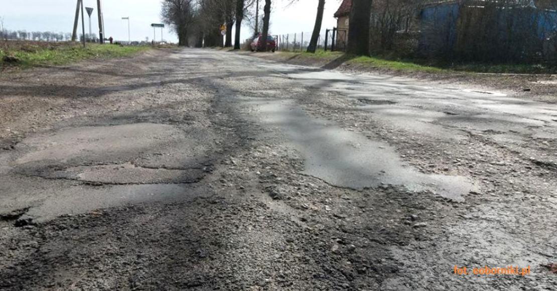 Jest projekt drogi Kowalewko - Wargowo. Jakie planowane są zmiany? (film)