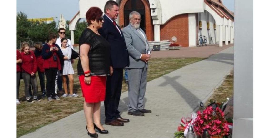 Oddali hołd pomordowanym i wywiezionym na Sybir