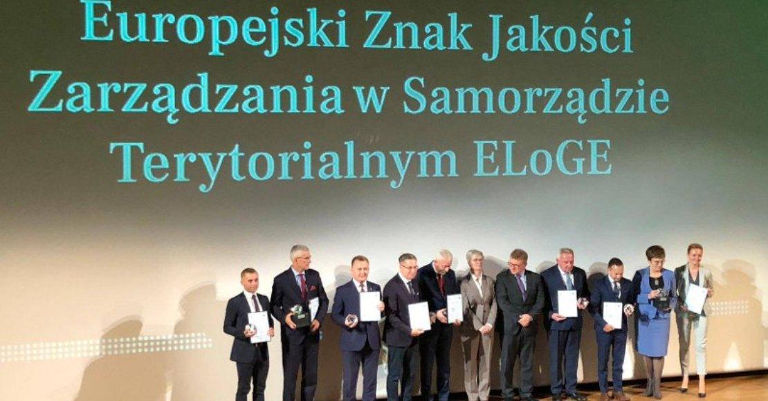 Europejski Znak Jakości Zarządzania w Samorządzie Terytorialnym dla Obornik