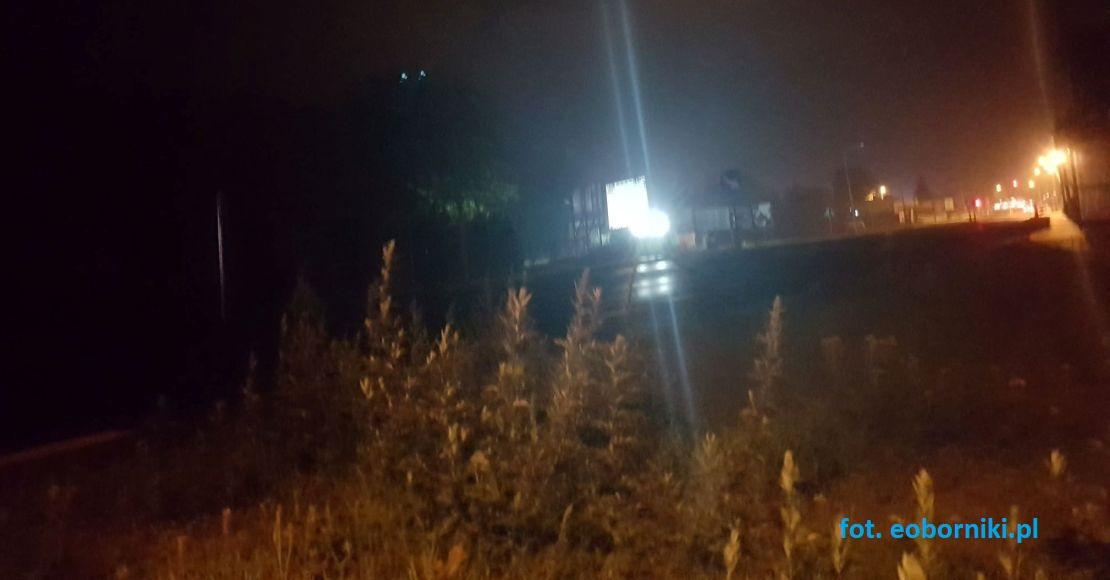 Ciemno w Bogdanowie