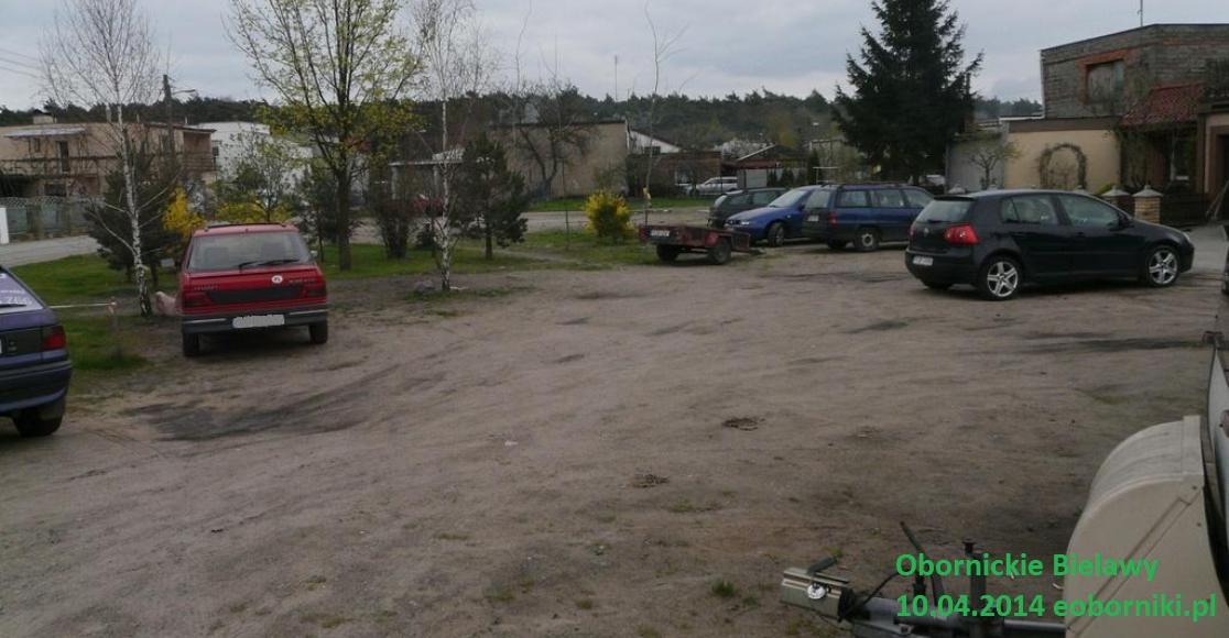 Tak się zmieniał plac przy ul. Jaworowej i Topolowej (film)