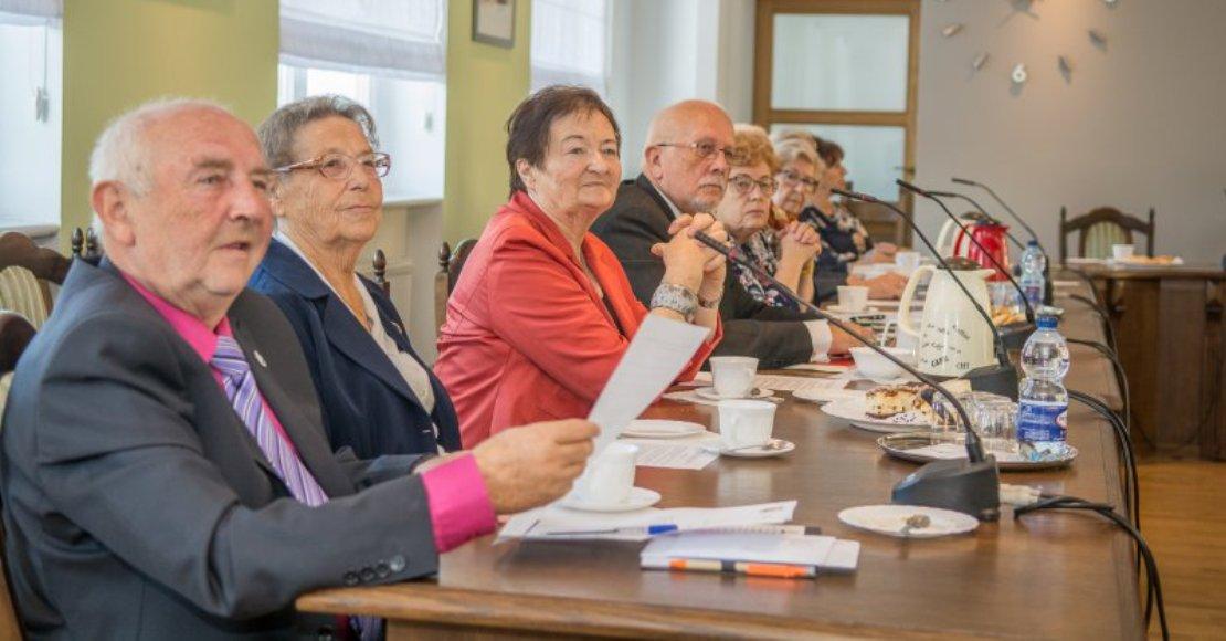 Obornicka Rada Seniorów wybrała prezydium
