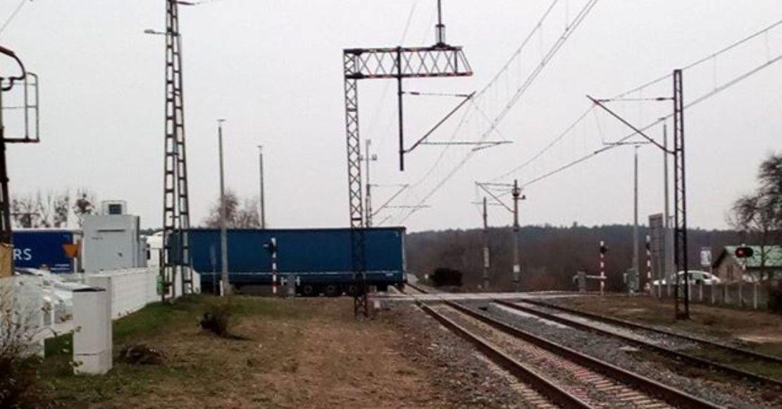Usterki w sterowaniu pociągami i rogatkami