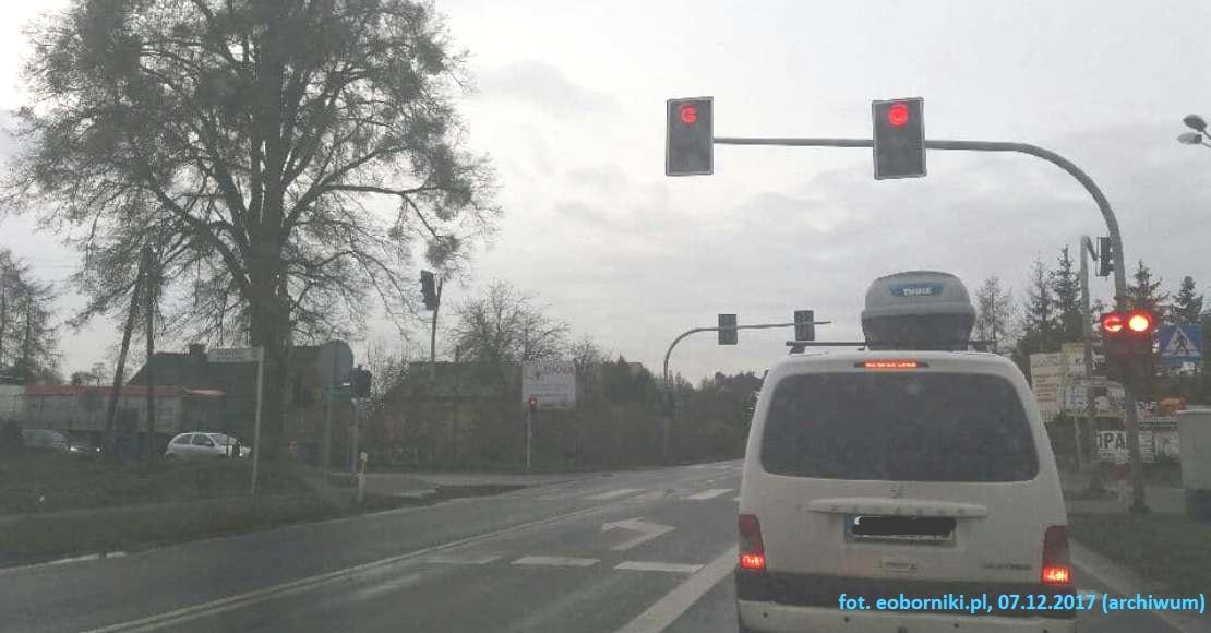 W Rożnowie przewrócił się samochód ciężarowy!