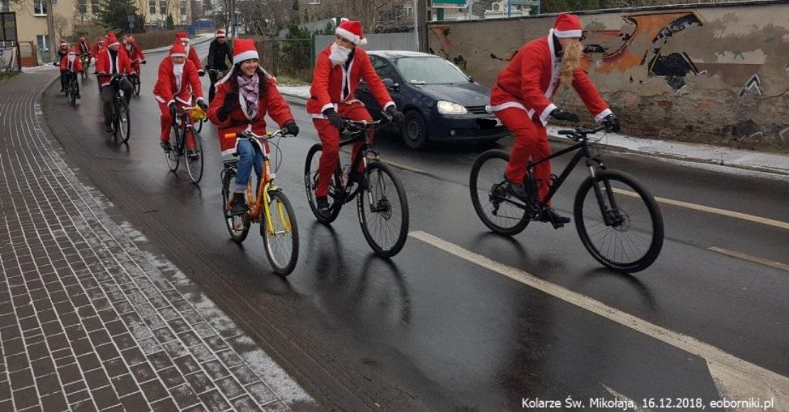 Peleton kolarzy świętego Mikołaja (film)
