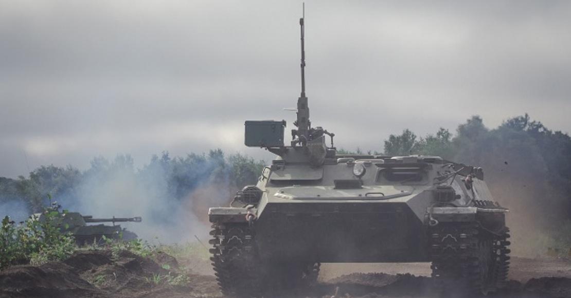Zakaz wstępu na poligon Biedrusko
