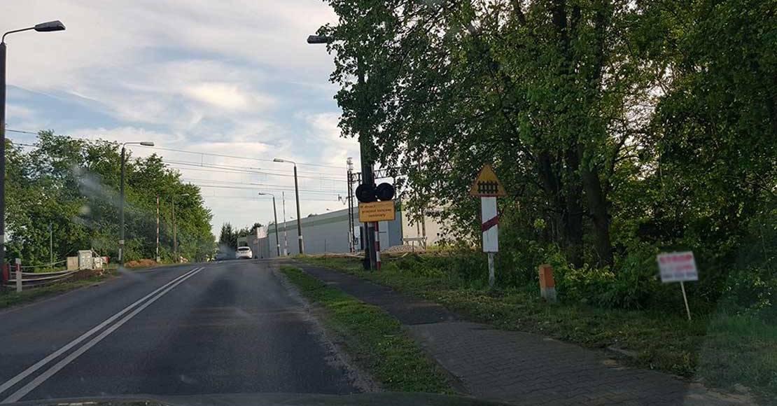 Do 16 sierpnia zamknięty przejazd kolejowy na ul. Polnej w Obornikach