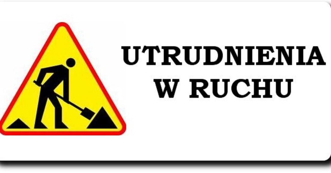 Trwa remont cząstkowy na DK11 w Obornikach. Utrudnienia do jutra