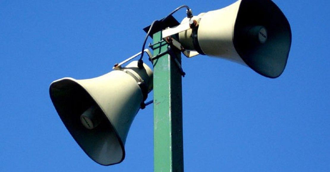 Komunikat o ćwiczeniach z alarmowania ludności