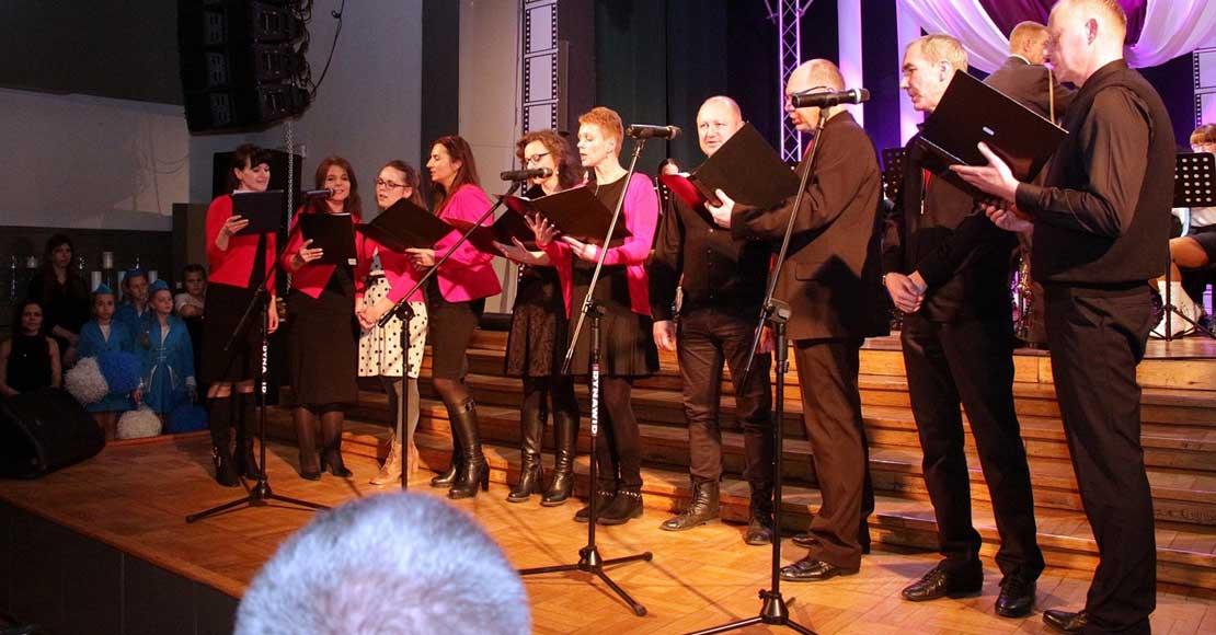 """""""Z batutą i humorem"""" - Koncert Obornickiej Orkiestry Dętej."""