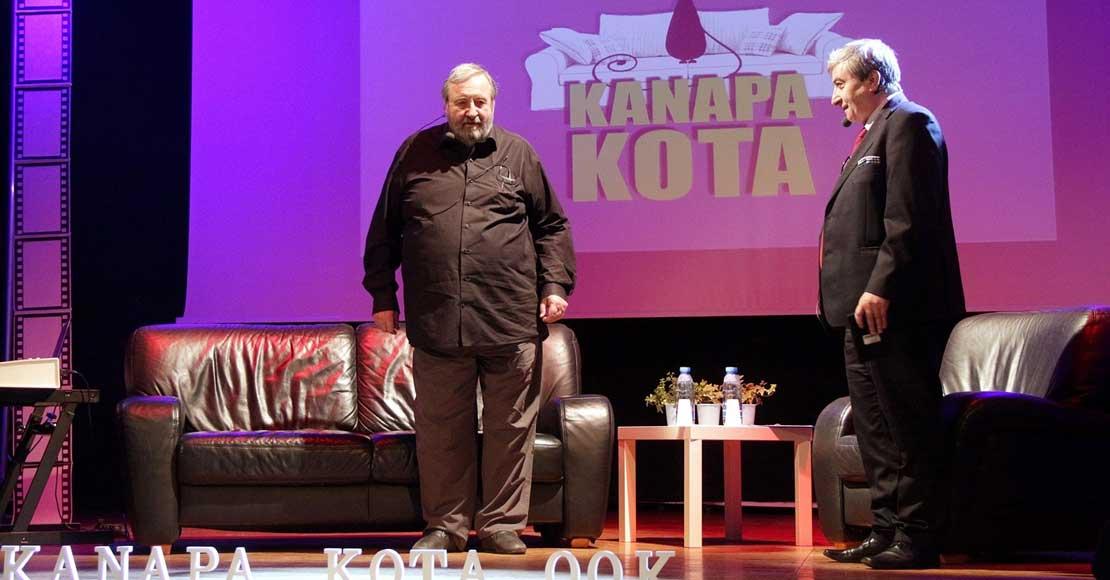 Krzysztof Kowalewski w Obornikach.