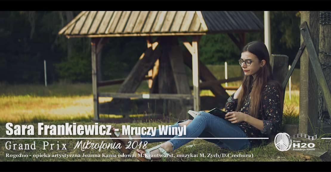 Sara Frankiewicz ( Rogoźno) - Mruczy Winyl