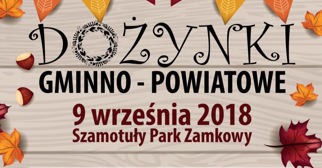 Koncerty podczas dożynek gminno-powiatowych w Szamotułach
