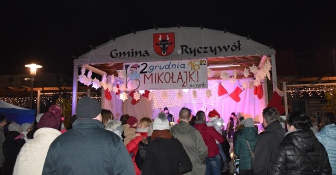 Mikołajki Sołeckie w Ryczywole 8 grudnia