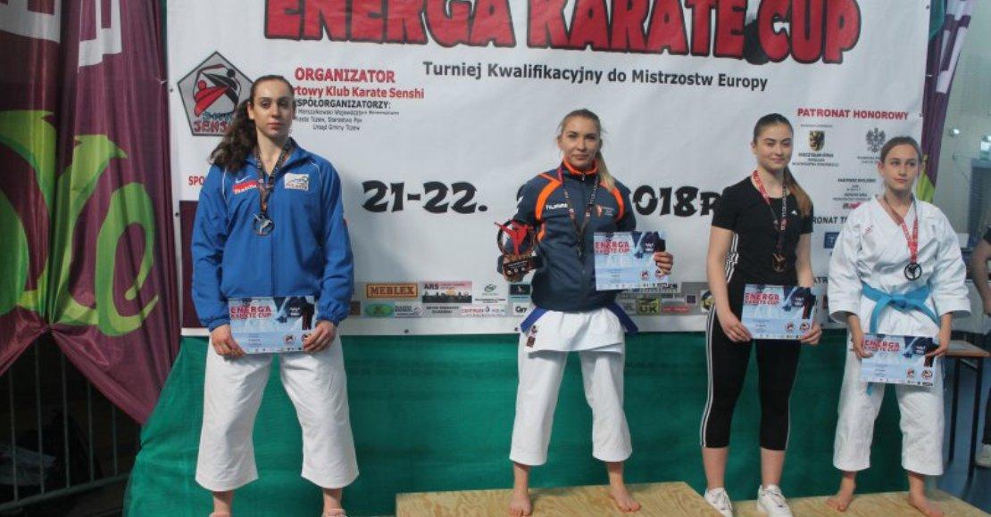 Kamila Bracikowska wystąpi na Mistrzostwach Europy