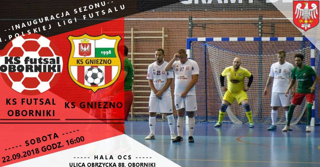 Futsaliści rozpoczynają nowy sezon. Na początek Mieszko (film)