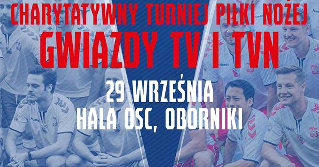 Gwiazdy telewizji dziś w Obornikach!
