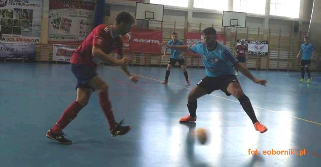 KS Futsal Oborniki liderem 1. Polskiej Ligi Futsalu (film)
