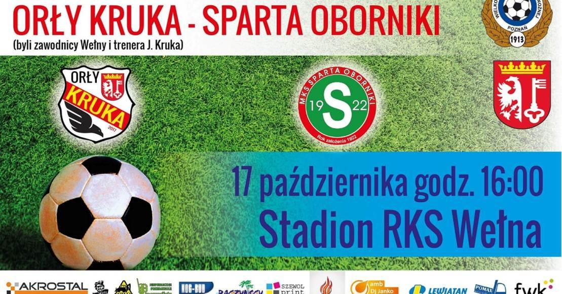 Derby w Pucharze Polski: Orły Kruka zagrają ze Spartą Oborniki (film)