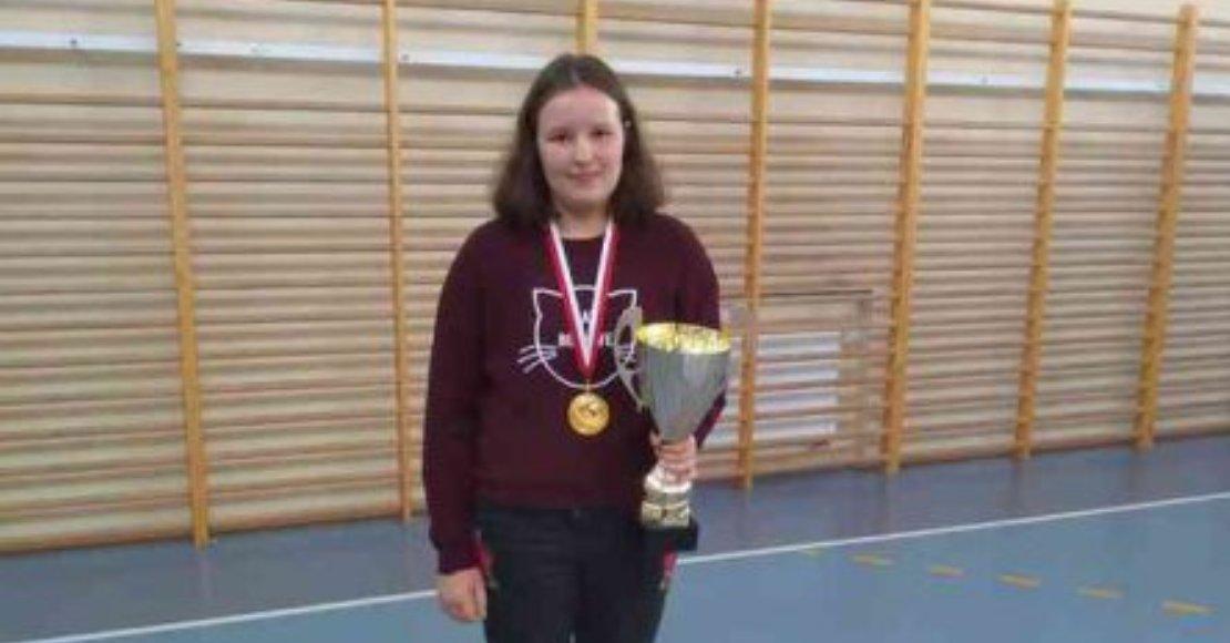 Agata Ławniczak wygrała I Grand Prix Wiekopolski