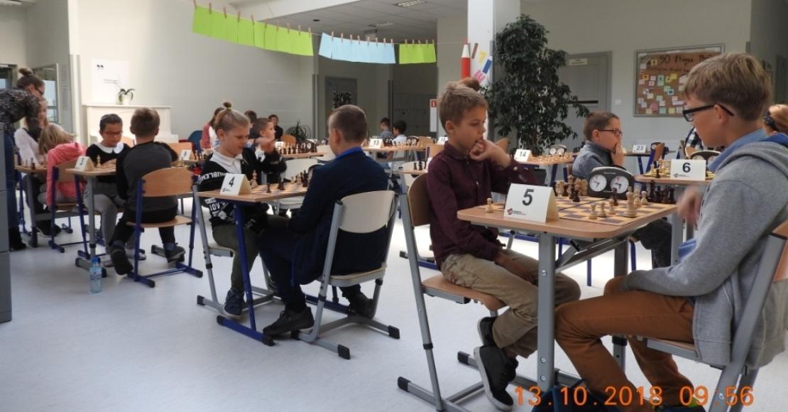 Drużynowe Powiatowe Mistrzostwa w Szachach