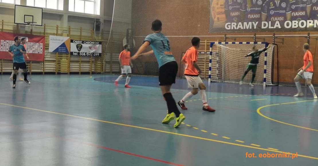 Kolejny horror w końcówce meczu KS Futsal! (film)