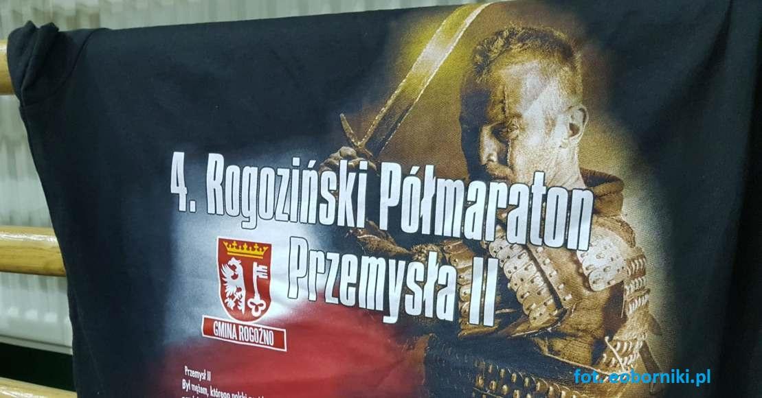 Czas na 4. Półmaraton Rogoziński im. Przemysła ll