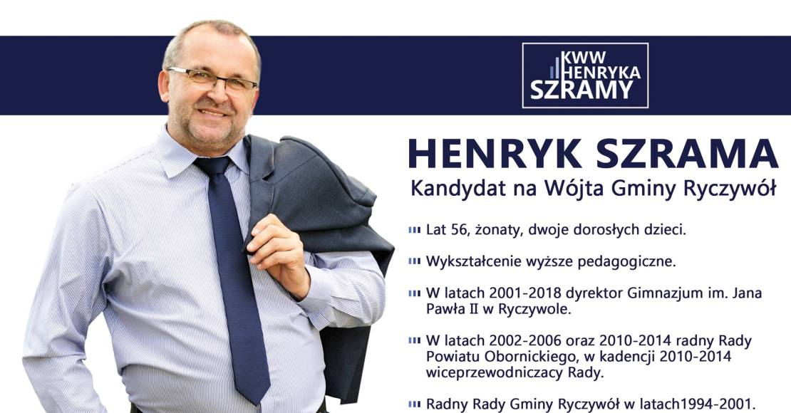 Trwają rozmowy w KWW Henryka Szramy