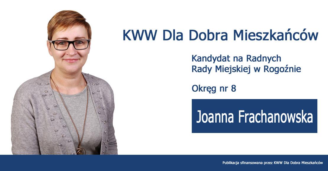 Ewa Wysocka - KWW Dla Dobra Mieszkańców
