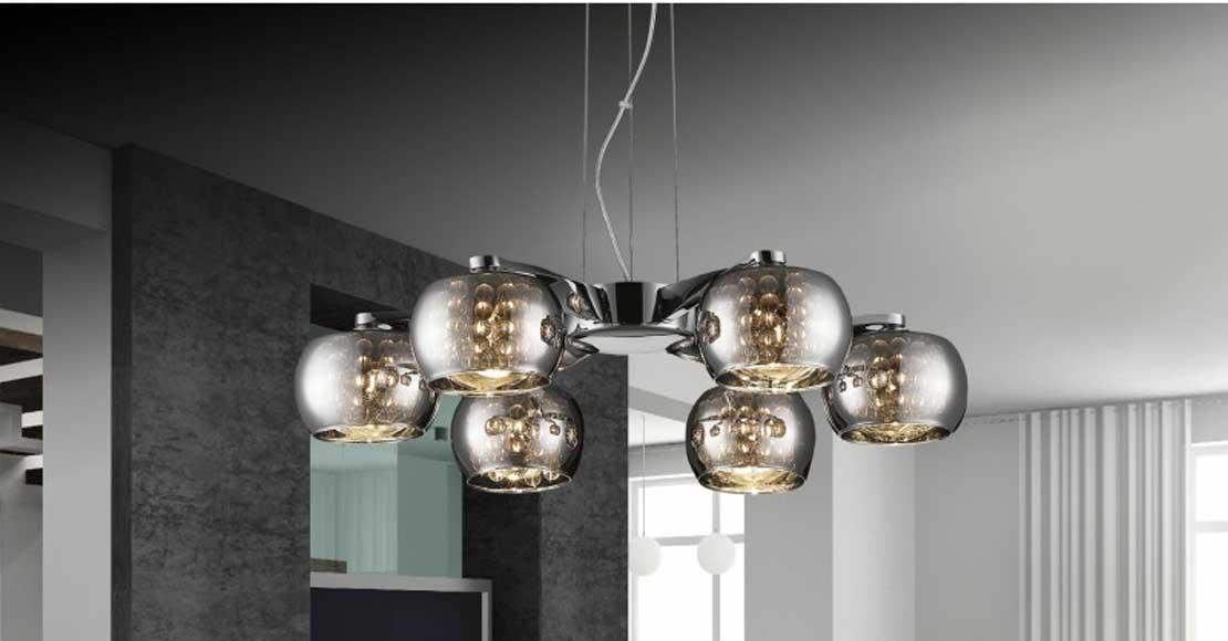 Dobieramy lampy do wnętrza urządzonego w stylu skandynawskim