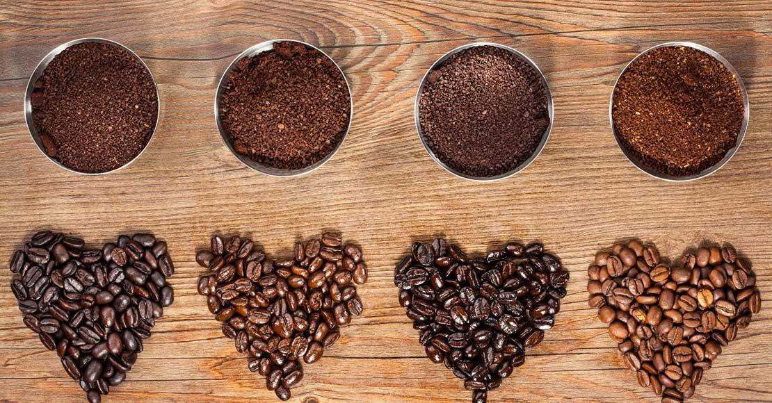 Czy znasz rodzaje kawy?