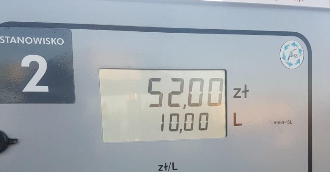 Rosną ceny paliw