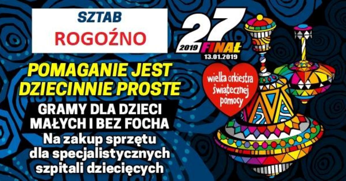 Rekordowa zbiórka w Rogoźnie