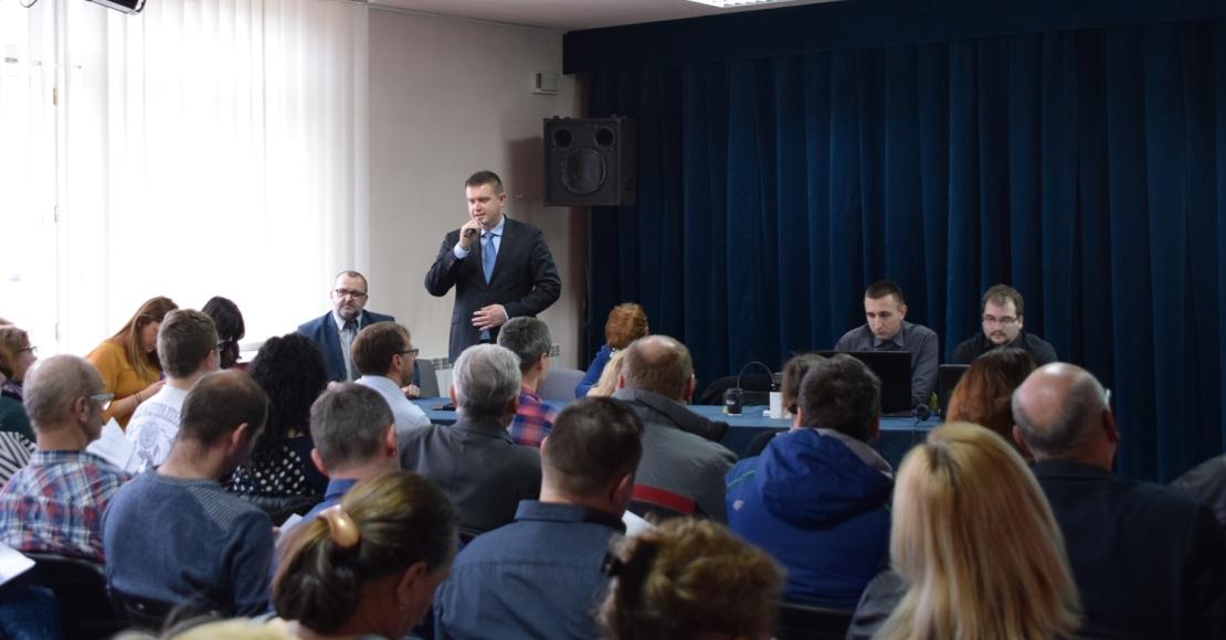 Na temat S11 będą rozmawiać w Rogoźnie
