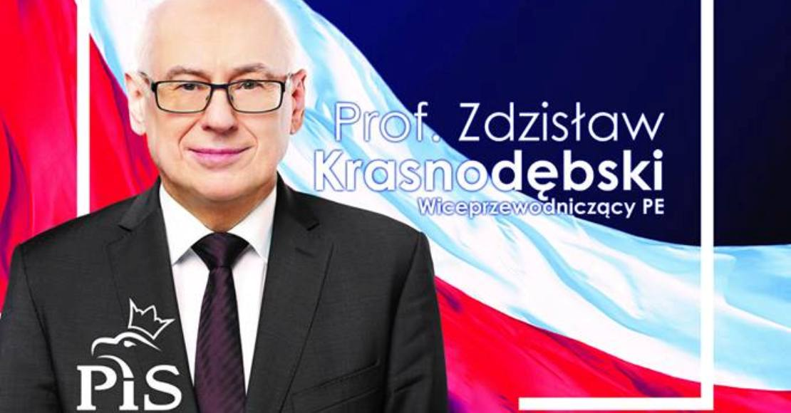 Wiceprzewodniczący Parlamentu Europejskiego w Obornikach