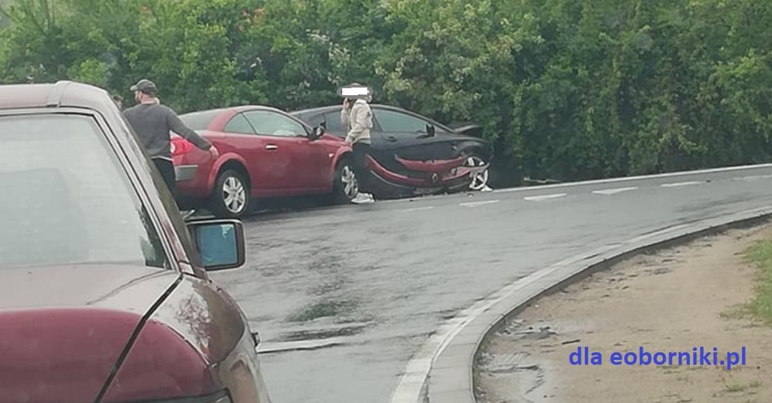 Wypadek na Czarnkowskiej