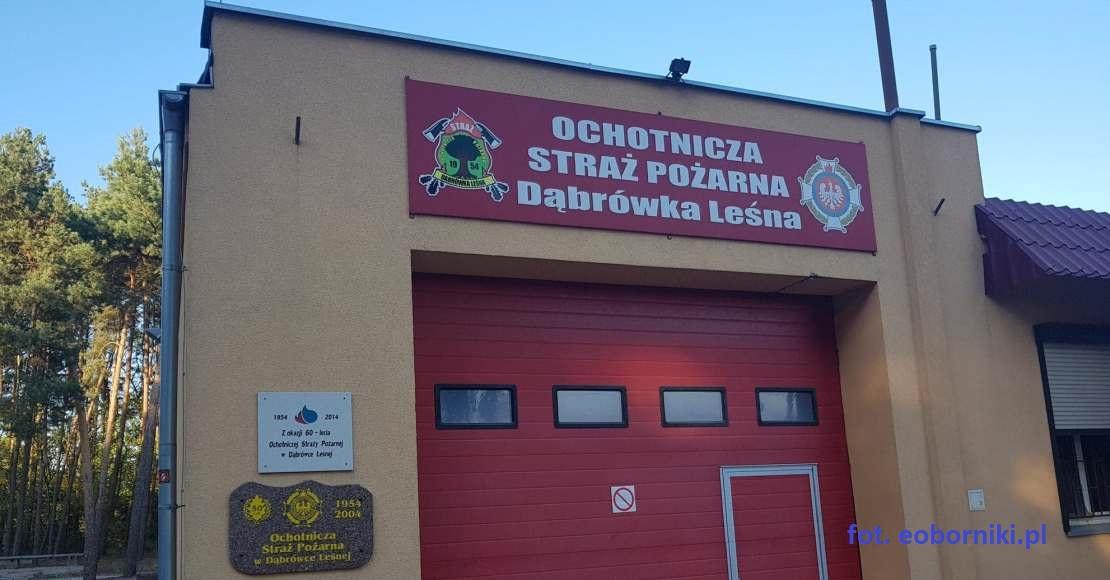 OSP Dąbrówka Leśna ma otrzymać nowy wóz strażacki