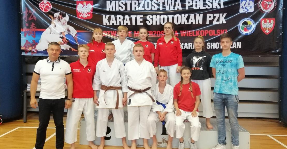 Karate Team Oborniki najlepszym klubem w Polsce