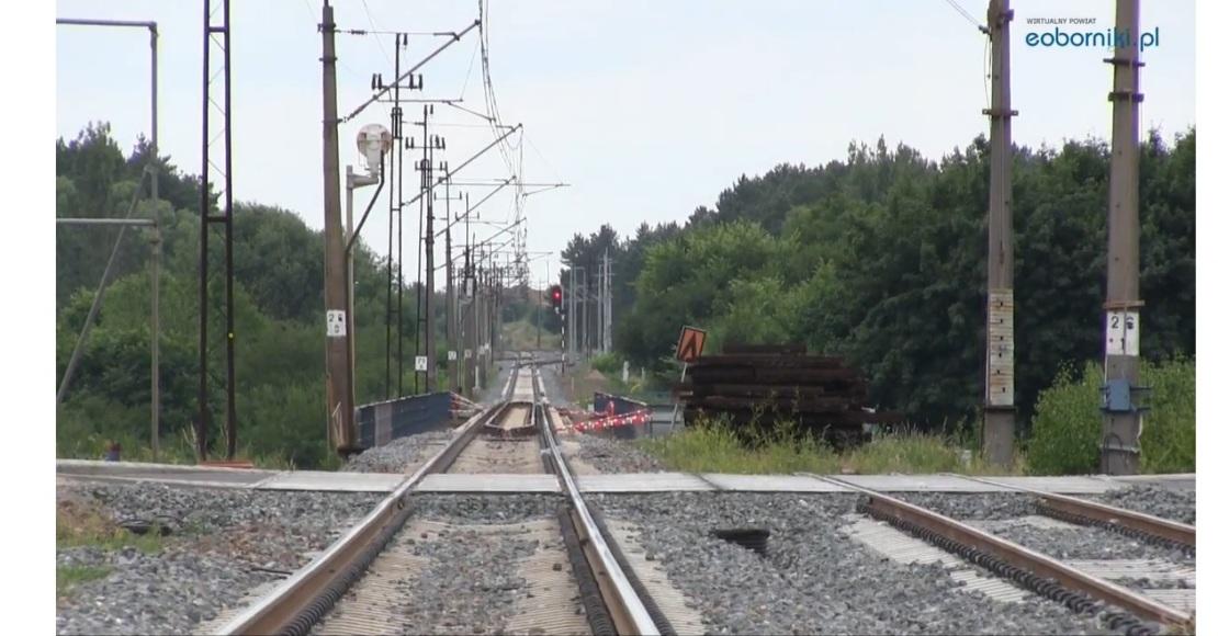 Drugi tor i nowy most – większe możliwości kolei w Obornikach