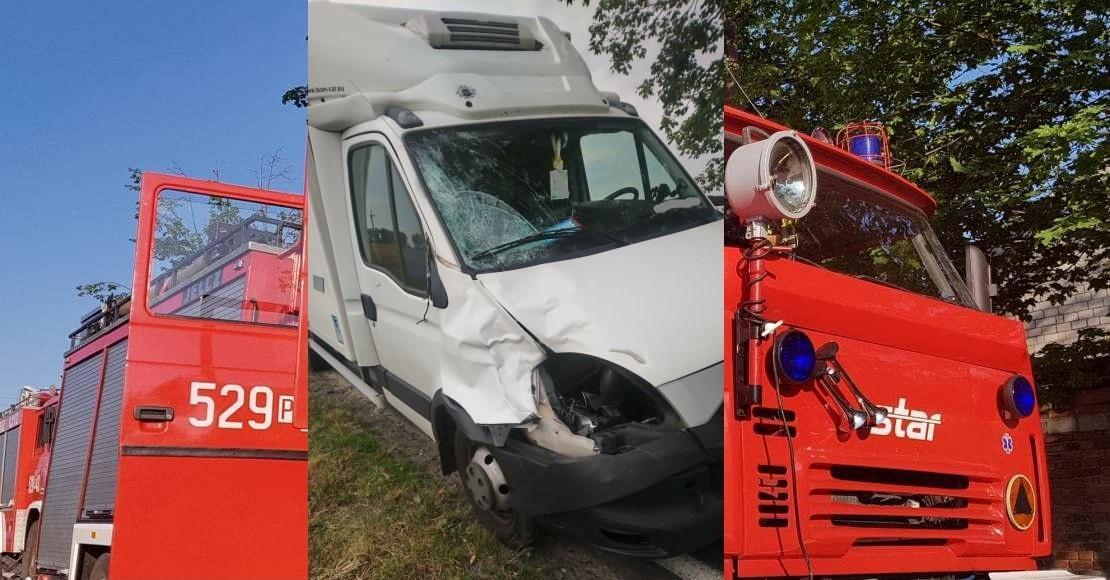 Poszukiwani świadkowie wypadku w Marlewie