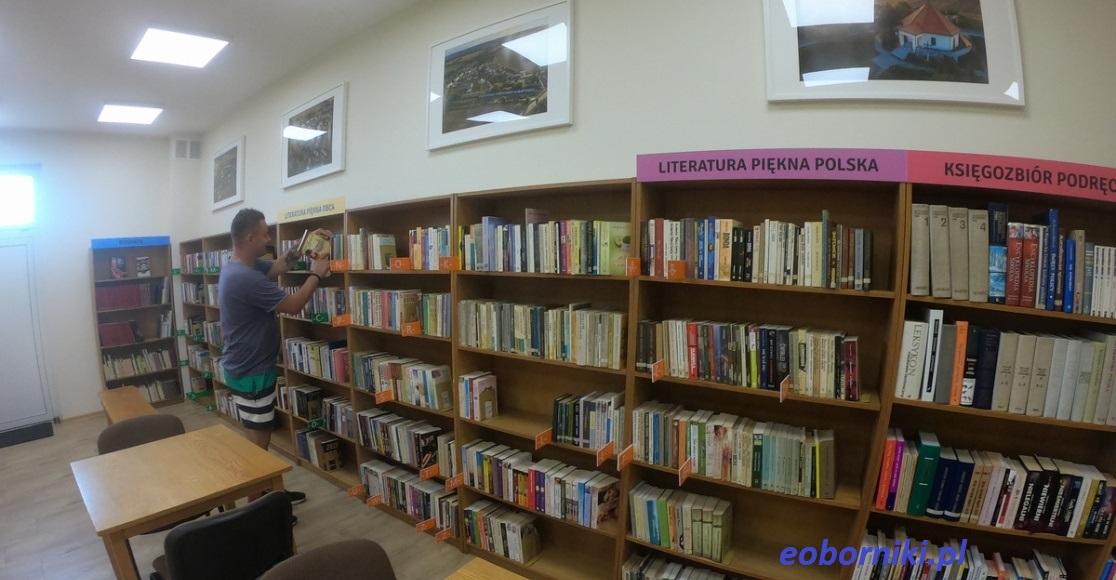 Dziś oficjalne otwarcie filii obornickiej biblioteki w Ocieszynie
