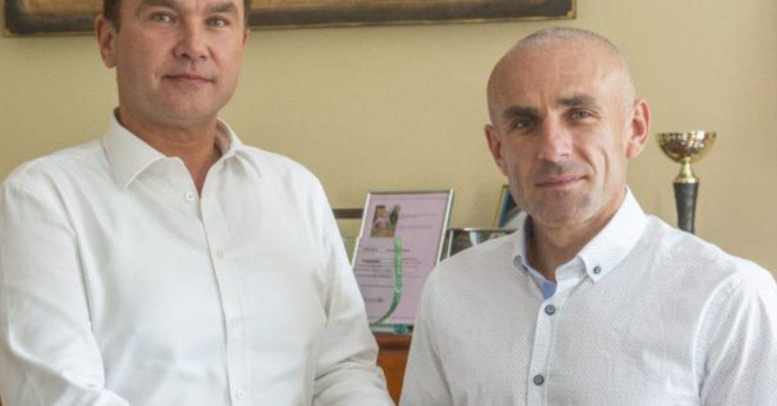 Dariusz Szrama mianowany administratorem Dąbrówki Leśnej