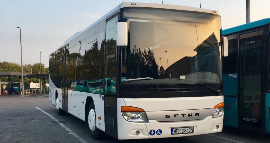 Arriva chce testować w Obornikach nowoczesny autobus (foto)