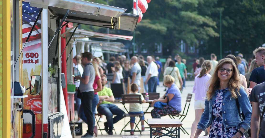 I Festiwal Smaków Food Trucków w Obornikach