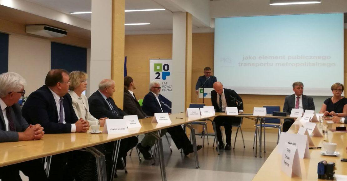 Porozumienie powiatów w sprawie PKS podpisane