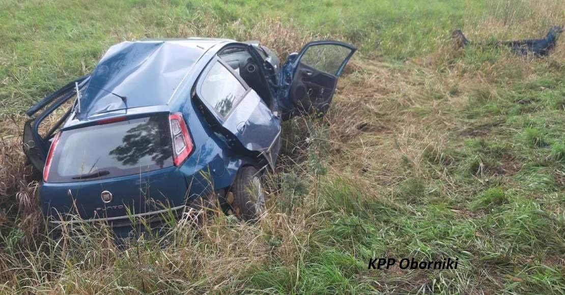 Kierowcą był mieszkaniec powiatu drawskiego